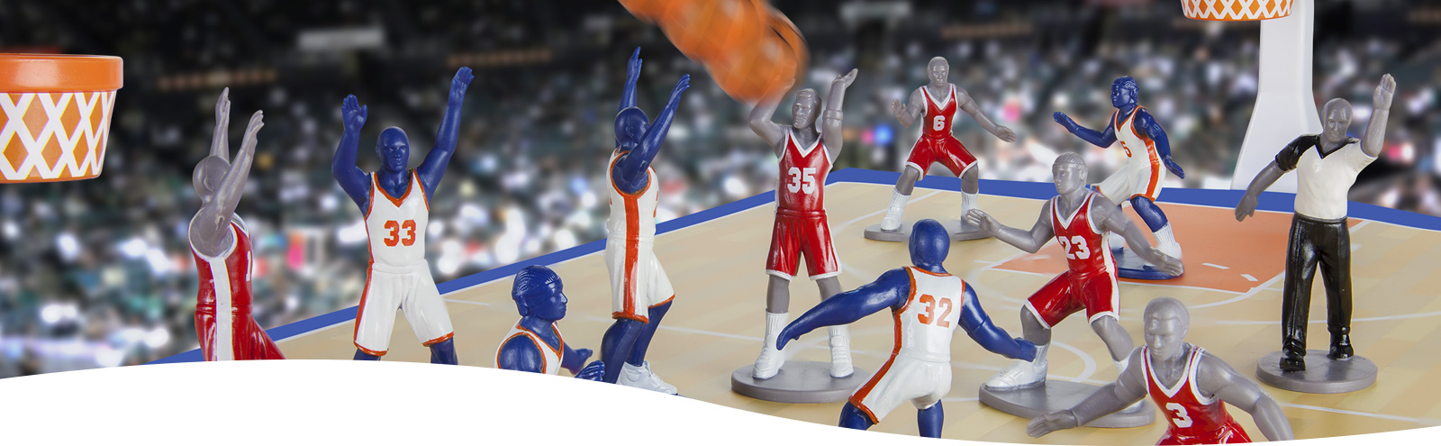Basketball Action Figures