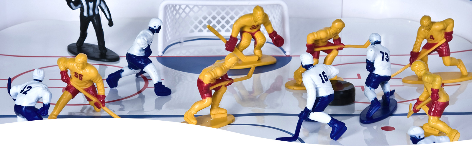 Hockey Action Figures