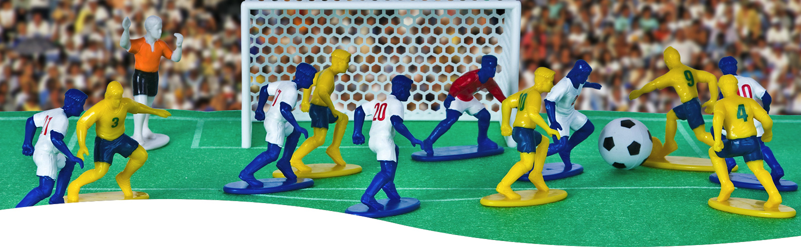 Soccer Action Figures